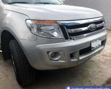 Ford Ranger XLT Limited 4x4.
