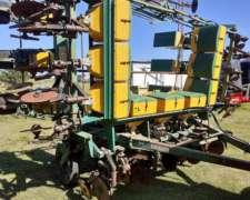 Sembradora Erca 10/70 con Kit a 35
