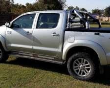 Toyota 4X4 SRV Doble CAB