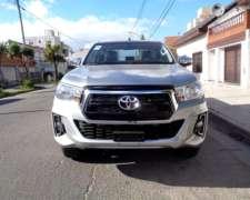 Toyota Hilux 4X4 SRV MT 0km Entrega Inmediata