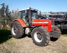 Tractor Massey Ferguson 650 - año 2009