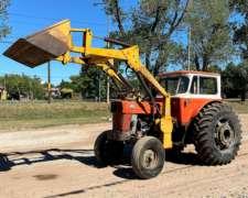 Tractor Massey Ferguson 1088 con Pala Frontal