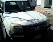 Ford Ranger XL Plus 3,0 4X4 2012 con Caja Especial