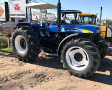 New Holland 8030 4X4 con 3 Punto