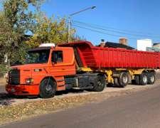 Scania 112 310 1984 con Kit Hidraulico
