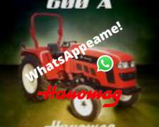 Tractor Hanomag 600a 60hp 2wd Agricola Promo