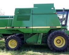 Cosechadora John Deere 9600