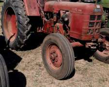 Tractor Deuzt Fahr 30