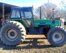Deutz Fahr AX 4.125 Doble Ttracción. Doble Embrague