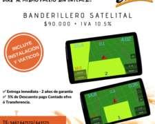 Banderillero Satelital EFE y Efe- con Instalación y Viáticos