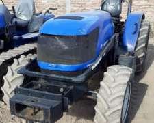 Tractor New Holland TD75 F 4wd - Usada