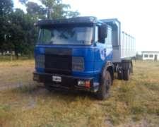 Camion Volcador Fiat 619