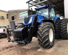 Pisa Rastrojos para Tractores New Holland