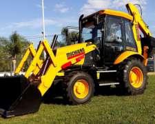 Pala Frontal y Retro 100/30 4WD - Vende Servicampo Tandil
