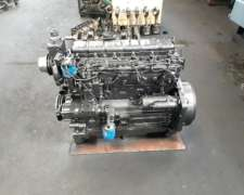 Motor Perkins 6354 - Rectificado Con 04