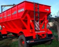 Tolva Gimetal Semilla Y Fertilizante De Ac 22000