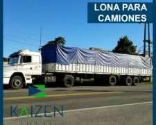 Lonas Kaizen Para Camiones