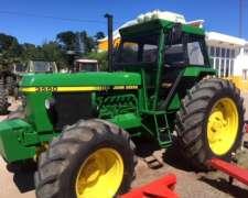 Tractor John Deere 3550, Muy Bueno