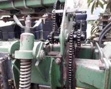 Sembradora Deutz 4400 con Fertilizador