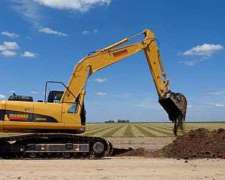 Michigan Excavadora Toda la Linea