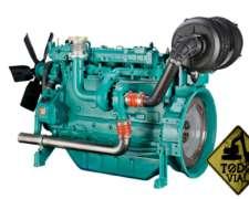 Motor Completo Weichai Wp4g95 / Wp6g125 Nuevo Todo Vial