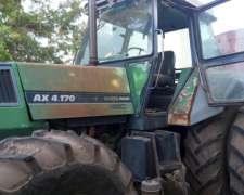 Tractor Deutz Fahr AX 4.170 año 1998