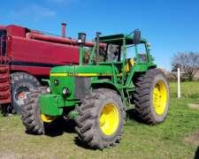 Tractor John Deere 3550 Reacondicionado