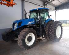 Tractor New Holland T 7.240