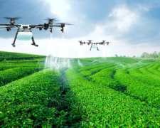 Uso de Drones Aplicado al Agro