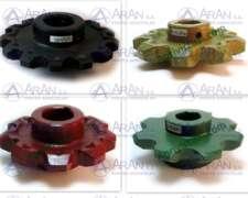 Engranaje de Noria Z9XS55 Eje 25 NH TC57 ENNHTC5749