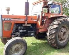 Massey Ferguson 1175 - año 1984
