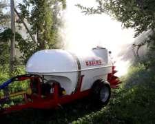 Pulverizadoras Para Frutales - Viñedos- Olivos -pasturas.
