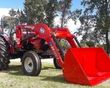 Pala Frontal LF GR-1000 Adaptable a Tractor de Hasta 100 HP