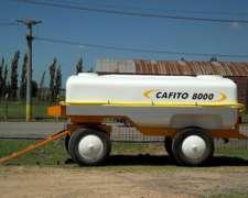 Acoplado Cafito 8.000 Linea Amarilla