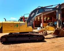 Excavadora John Deere 200 DLC con 17340hs - Vendo o Permuto