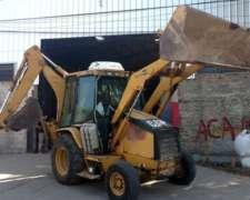 Cargadora Retroexcavadora CAT 416d