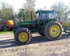 Tractor John Deere Modelo 3550