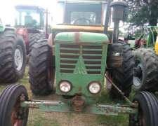 Deutz A-65 4X2 Rod. 18,4x30. año 1975.(disponible)