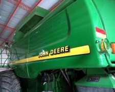 John Deere 9650 Americana Doble Tracción. Imaculada.escucho.