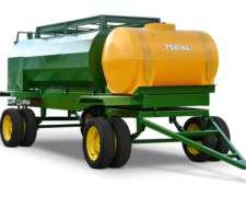 Acoplado Tanque De Combustibles 2500 Lts Impagro