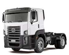 Camión Volkswagen - Constellation 17.280 Tractor - Truck NOA