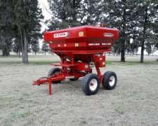 Fertilizadora Syra 4000 Lts. Electronic