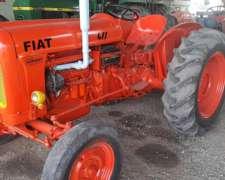 Tractor Fiat 411 .