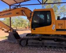Excavadora Hyundai 210 LC7 (dolar Oficial)