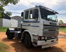 Scania 113/360 Tractor Con Plato
