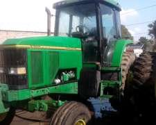 Tractor John Deere Modelo 7700