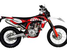 Moto Enduro SWM Italia Rs300r