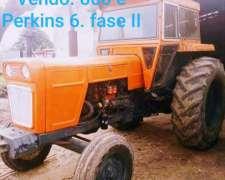 Fiat 800 e - Perkins 6 Fase 2