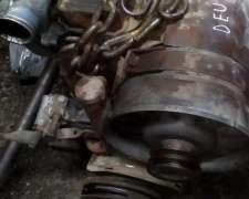 Motor Zanello 4 Cilindros