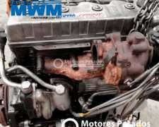 Motor MWM 4.07 - Reparado con Garantía